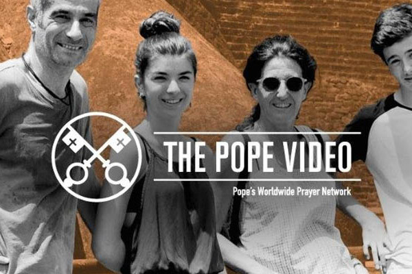 Ferenc pápa júliusi imaszándéka: Imádkozzunk a családokért!